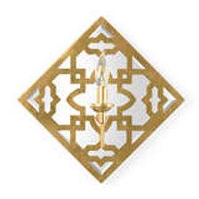 Agadir Medallion Sconce