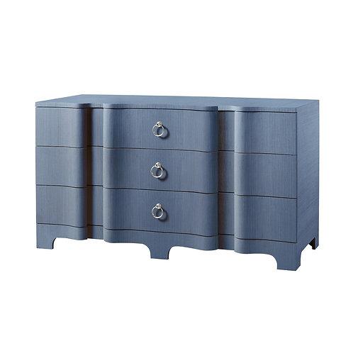 BARDOT EXTRA LARGE 9-DRAWER, NAVY BLUE