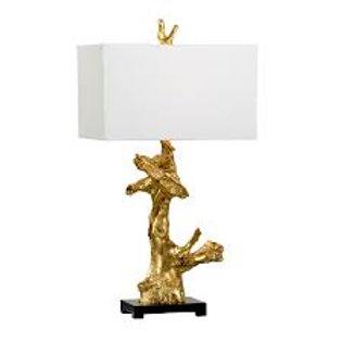 Branch Lamp – Gold