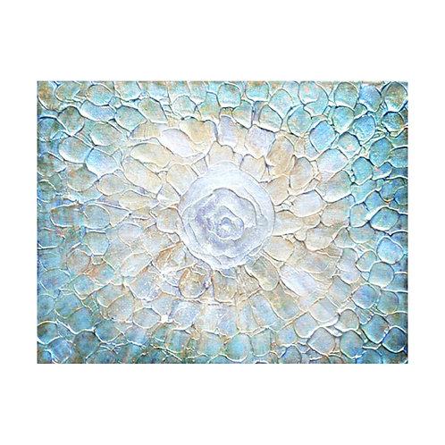 Aquatic 36 inch Art Print, Rectangle