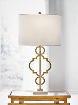 Artistic Lamp – Gold