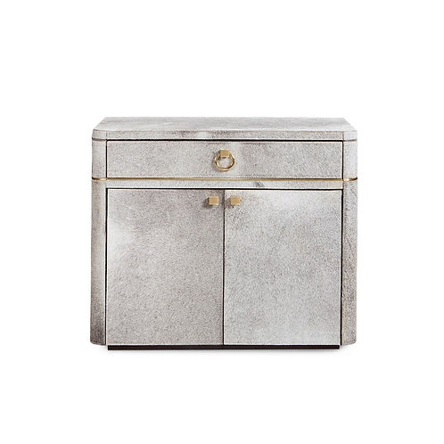 ANDRE CABINET, GRAY