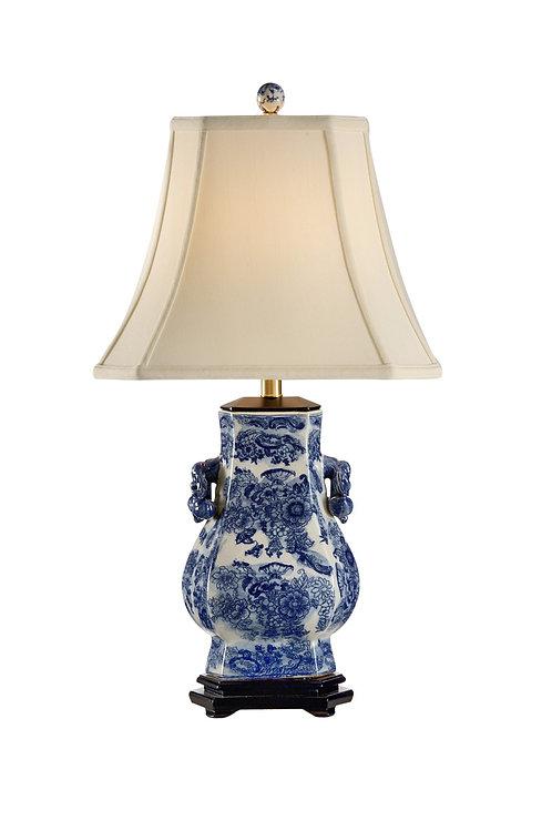 Blue Tang Lamp