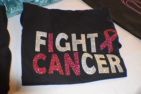 I Can Fight Cancer T Shirt