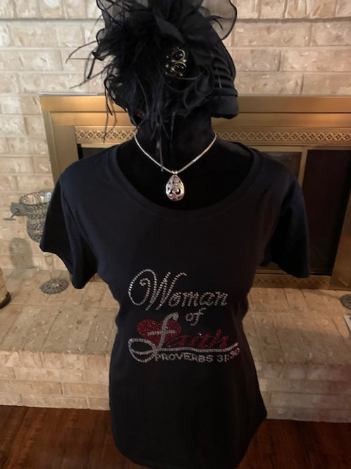 Black Fascinator with broach