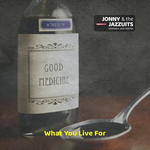 Good Medicine EP (CD) • Jonny & the Jazzuits