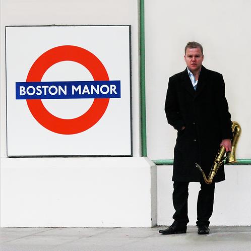 Boston Manor - CD *FREE GIVEAWAY*