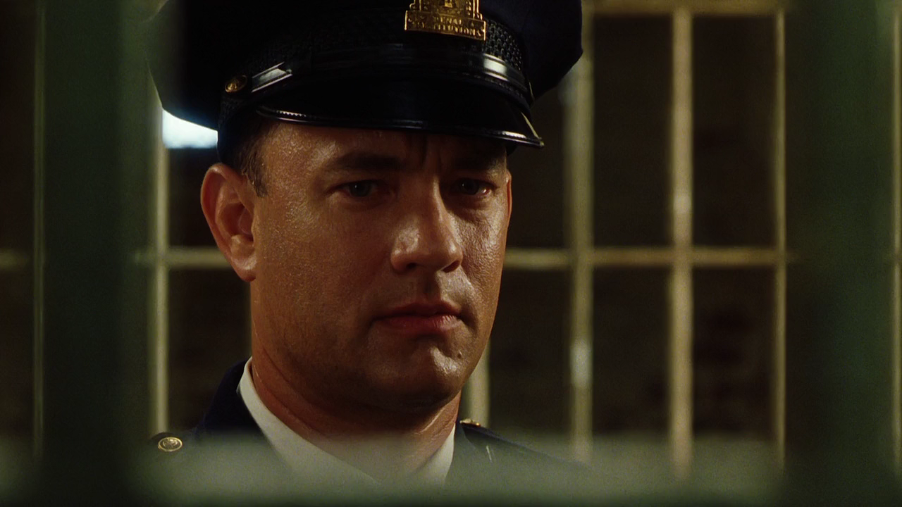 Michael Clarke Duncan Green Mile Electric Chair