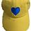 Thumbnail: Blue Heart Gang Distressed Dad Hat
