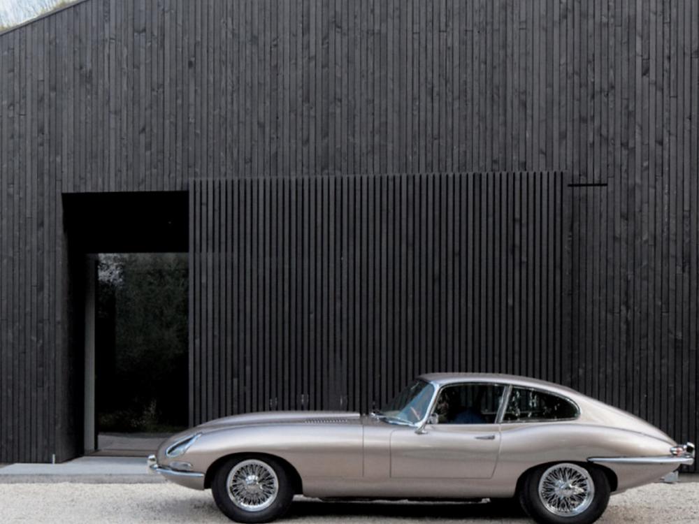 Jaguar Type E série /1 1962