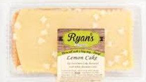 RYANS LUXURY LEMON FUDGE CAKE 400G
