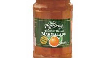 HOMESTEAD MARMALADE FINE CUT 454G