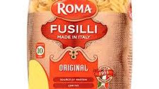 ROMA PASTA SHAPES FUSILLI 500G