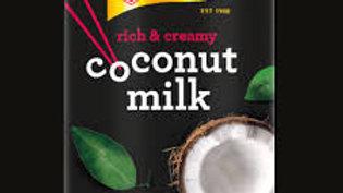 AMOY RICH & CREAMY COCONUT MILK 400ML