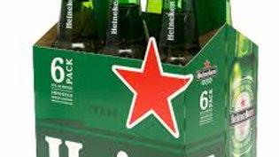 Heineken Bottle 6pk