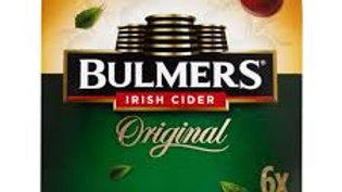 Bulmers Original Bottle 6pk