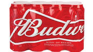Budweiser Can 8pk