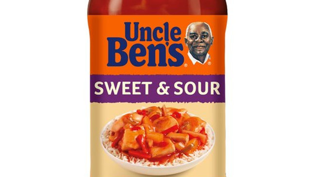UNCLE BENS SWEET+SOUR 450G