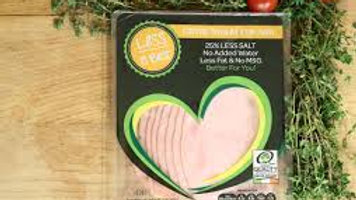 LESS IS BEST SMOKED 180G SLICED HAM