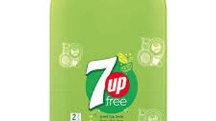7UP FREE 2 LITRE TWIN 4L