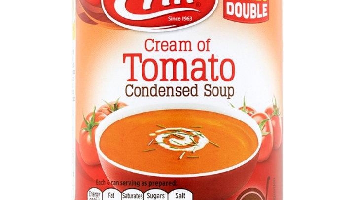 ERIN SOUP CREAM TOMATO CONDENSED 295G