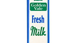 1L goldan vale milk