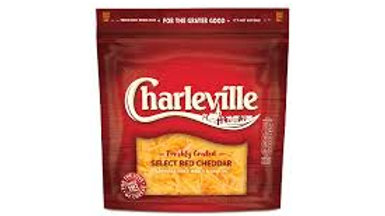 CHARLEVILLE RED GRATED