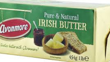 AVONMORE IRISH CREAMERY BUTTER 454G