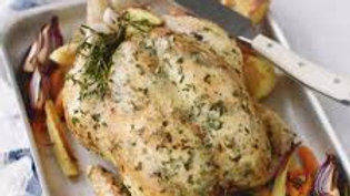 S Vale whole chicken loose