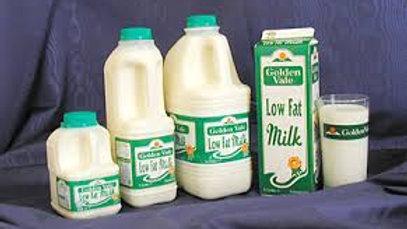 GOLDEN VALE LOW FAT CARTON 1L