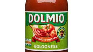 DOLMIO SMOOTH BOLOGNESE 500G