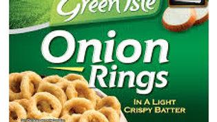 GREEN ISLE ONION RINGS