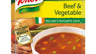 KNORR BEEF AND VEG