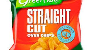 GI STRAIGHT CUT OVEN CHIPS 1KG - NEW