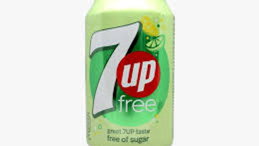 7UP FREE 33CL