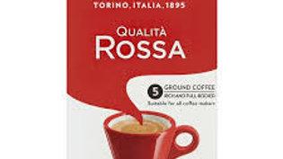 LAVAZZA COFFEE QUALITA ROSSA VP 250G