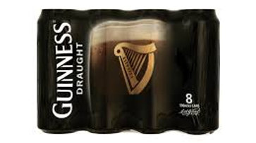Guinness Draught Can 8pk