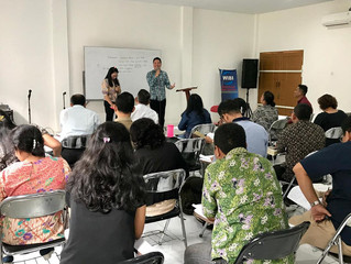 Celebrating our 10th year of WIBI Indonesia! (disertai terjemahan)