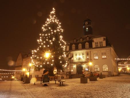 Frohe Weihnachten :-)