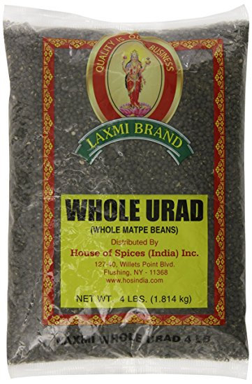 LAXMI WHOLE URAD 4 LB