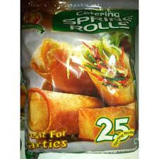 LAXMI CATERING SPRING ROLL 25PC