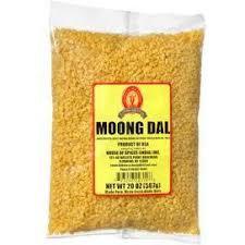 LAXMI MOONG DAL (DHULI ) 4 LB