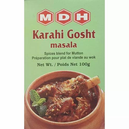 MDH KARAHI GOSHT MASALA 10X100 GM IN