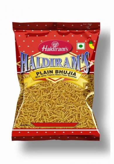 HALDIRAM BHUJIA PLAIN 24X400G