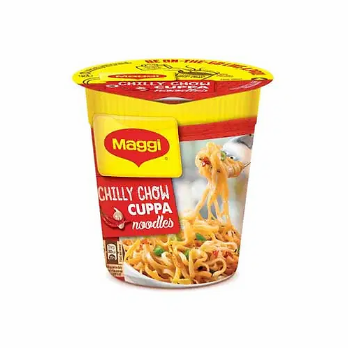 MAGGI CUPPA NOODLES CHILLI CHOW 48X71 GM