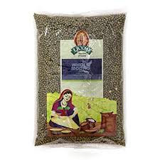 LAXMI WHOLE MOONG DAL SMALL 2LB