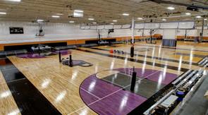 Ohio Premier Volleyball court