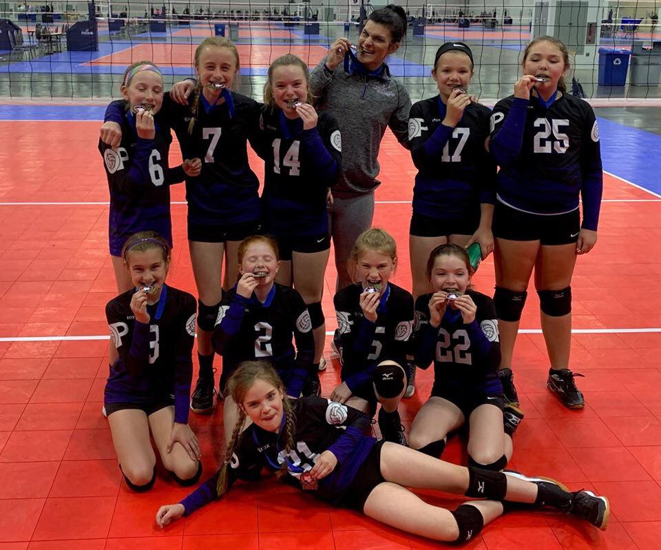 Ohio Premier 11u Teams Had A Great Showing At Ovr Championships