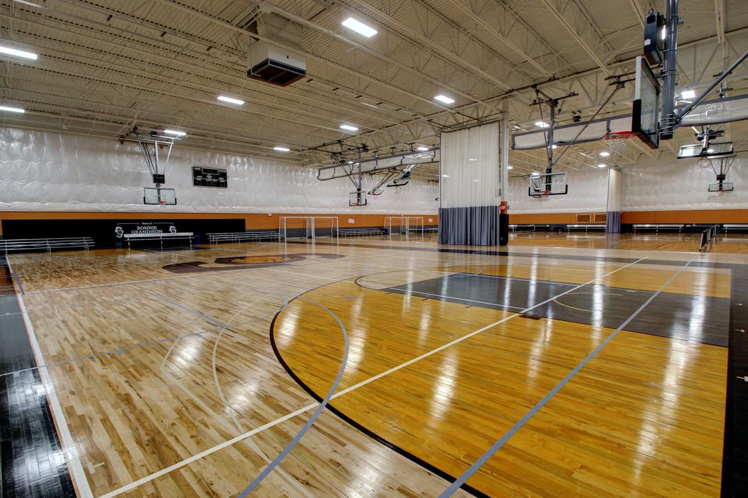 RG Basketball court