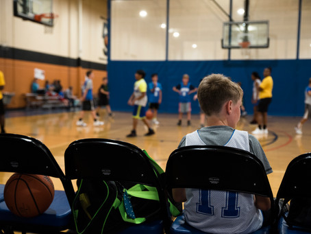 Coach Ronnie's Top 8 Tips for Benchwarmers  (Who Don't Wanna Stay On the Bench)